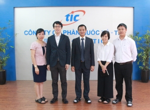 JAPAN JITCO ORGANIZATION VISITED TIC JAPANESE LANGUAGE CENTER